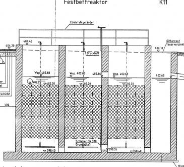 detailplan rechenanlage klärwerk